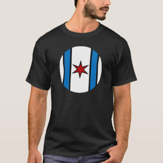 Modern Captain Chicago Shield T-Shirt