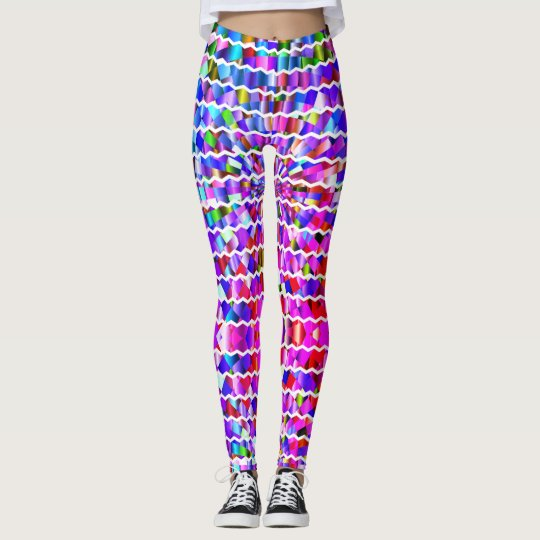 Modern Celebration Miami Leggings