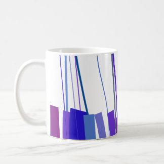 Modern Chic Abstract Pattern Mug