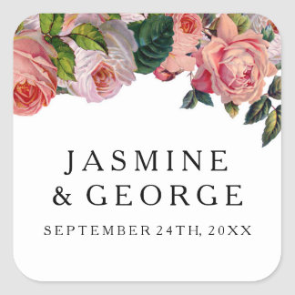 Browse the Wedding Sticker Collection and personalize by colour, design, or style.