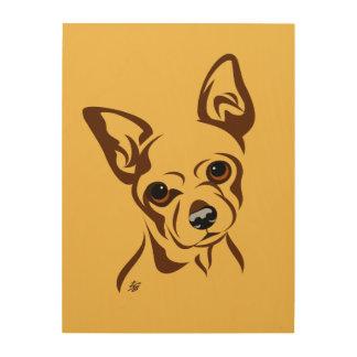 Modern Chihuahua Art