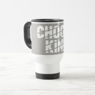 Modern Choose Kind - Inspirational Quote Gift Travel Mug