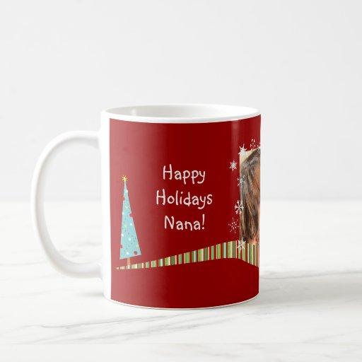 Christmas Photo Coffee Mugs & Mug Designs