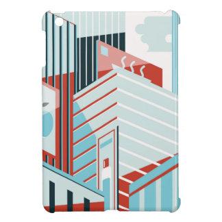 Modern City iPad Mini Case