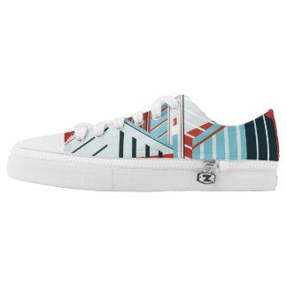 Modern City Low-Top Sneakers