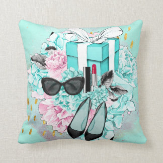 modern, classic, iconic, fashion, couture pillow