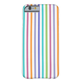 Modern Color Striped iPhone 6 case