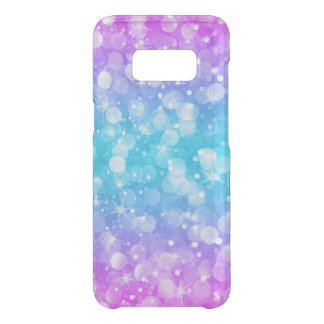 Modern Colorful Glam Bokeh Glitter Uncommon Samsung Galaxy S8 Case