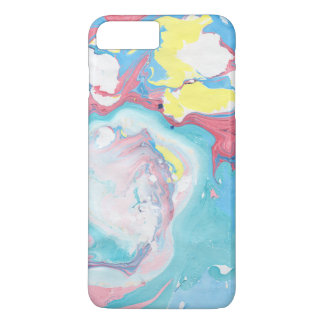 Modern Colorful Marble Pattern iPhone 7 Plus Case