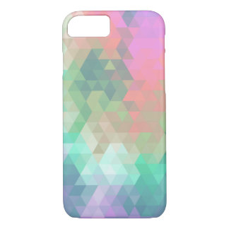 Modern Colorful Mosaic Abstract iPhone 7 Case