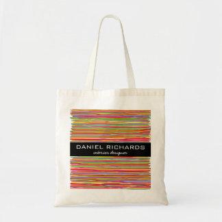 Modern Colourful Interior Designer Branding