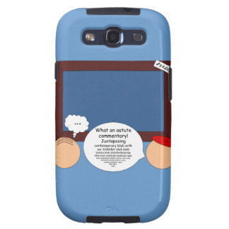 Modern Confusion Samsung Galaxy S3 Cover
