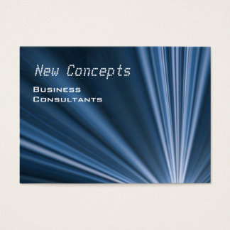 Modern Consultant Business Card