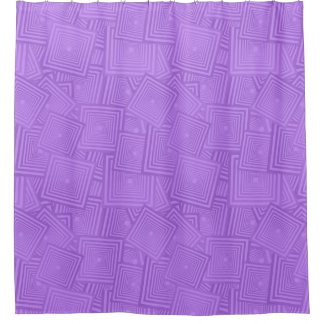 Modern Contemporary Abstract Lilac Pattern
