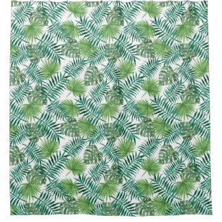 Modern Contemporary Fern Leaf Pattern