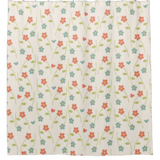 Modern Contemporary Floral Pattern