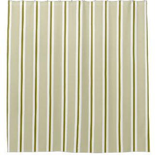 Modern Contemporary Gold Stripe Pattern