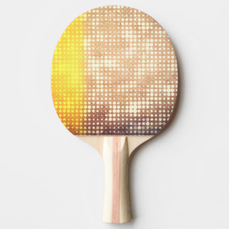 Modern Cool Design Ping Pong Paddle