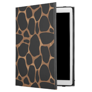 "Modern Copper Tones leopard Pattern iPad Pro 12.9"" Case"