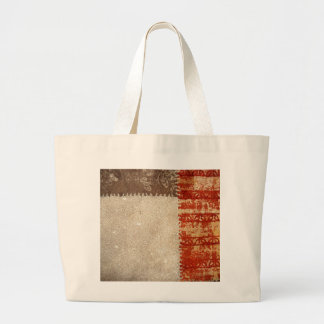 Modern Creative Abstract Large Tote Bag