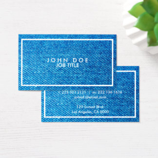 Modern Creative and Simple Business Cards