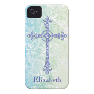 Modern Cross Iphone 4 Cover