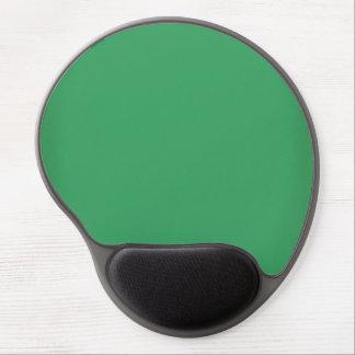 Modern Customizable Calm Green Gel Mouse Pad