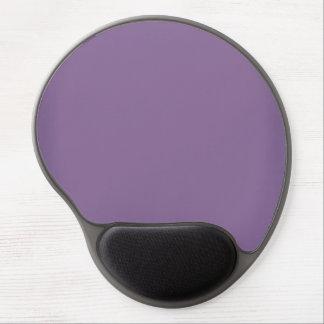 Modern Customizable Charming Purple Gel Mouse Pad