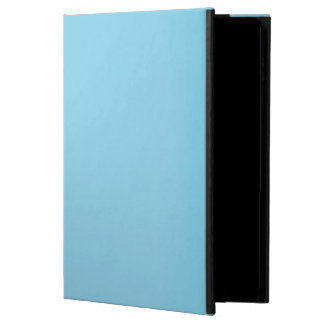 Modern Customizable Frozen Aqua Blue Powis iPad Air 2 Case