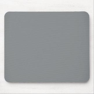 Modern Customizable Sleek Silver Mouse Pad