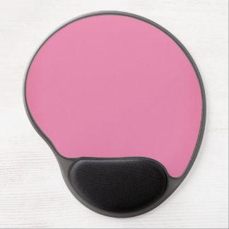 Modern Customizable Sweet Pink Gel Mouse Pad