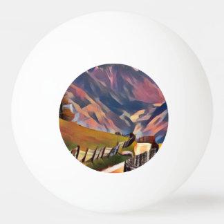 modern, dadaism,digital,painting,colorful,norway,n ping pong ball