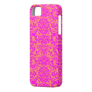 Modern Damask Case For The iPhone 5