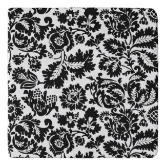 Modern Damask William Morris Trivet