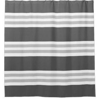 Modern Dark Gray Stripe