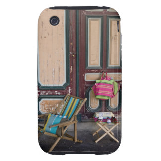 Modern day deck chairs and beach bags for sale iPhone 3 tough covers