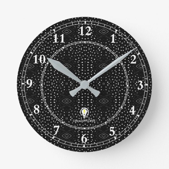 Modern Decorated Designer#26 Wall Clock Buy Online
