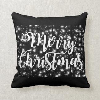 Modern Decorative Christmas Throw Pillow