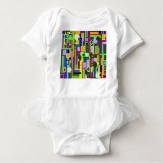 Modern Design Baby Bodysuit