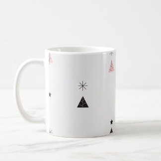 Modern design christmas mug
