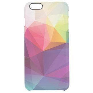 Modern Design Clear iPhone 6 Plus Case