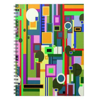 Modern Design Notebook