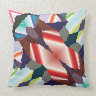 Modern Design Throw Pillow
