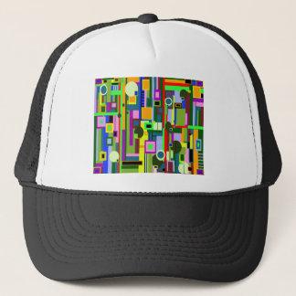 Modern Design Trucker Hat
