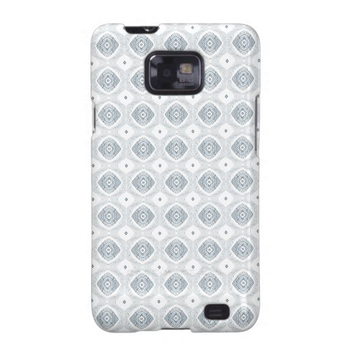 Modern Diamond Pattern Samsung Galaxy S2 Cases