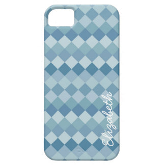Modern Diamond Pattern   Mosaic Abstract Art 7 Case For The iPhone 5