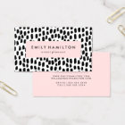 Modern Dots | Business Card
