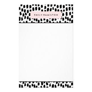 Modern Dots | Personalized Stationery