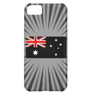 Modern Edgy Australian Flag iPhone 5C Case