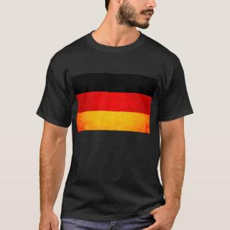 Modern Edgy German Flag T-Shirt